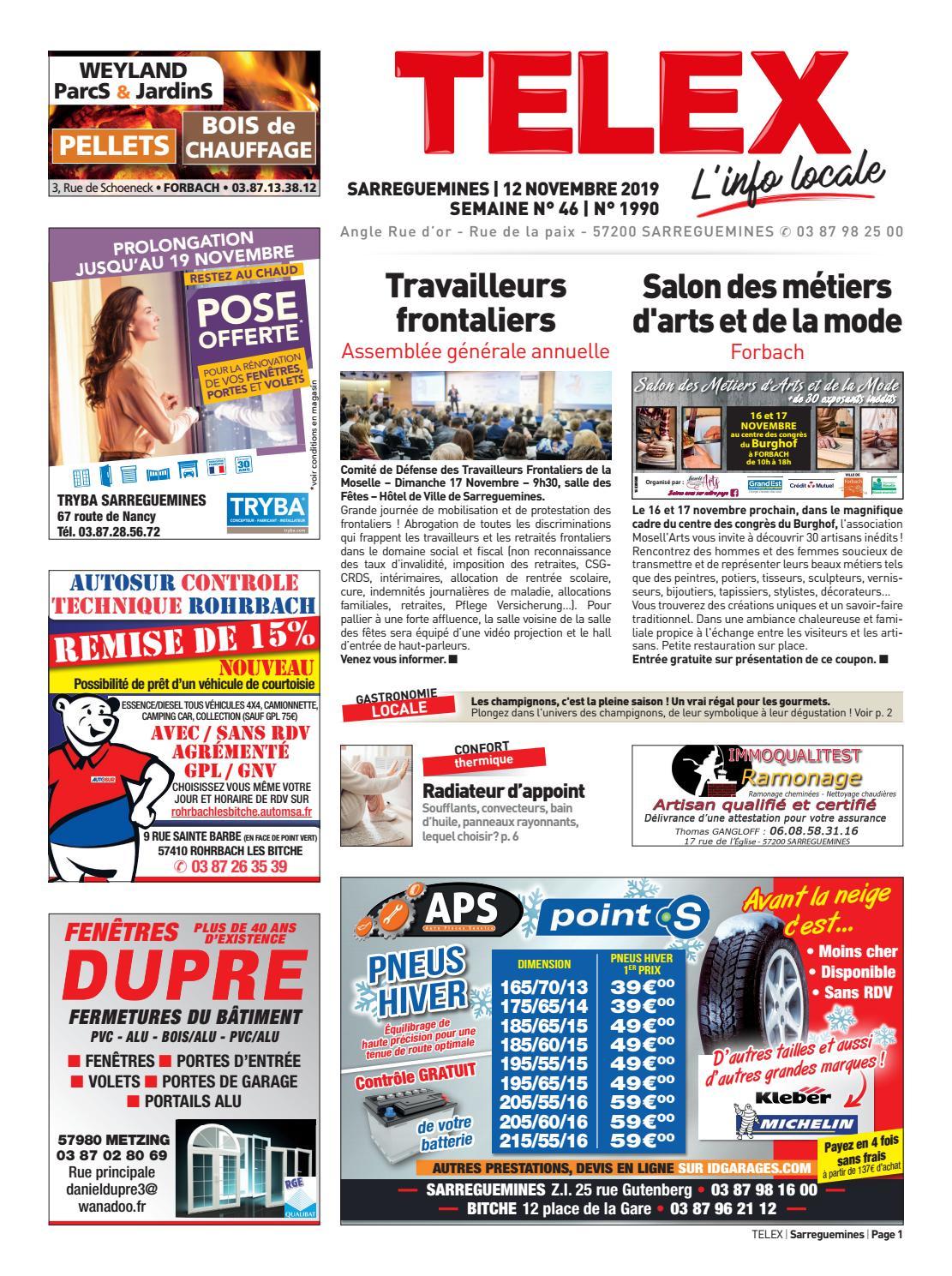 Pro Gouttiere Sainte Cecile 4619 sarregueminesclaude vervin - issuu