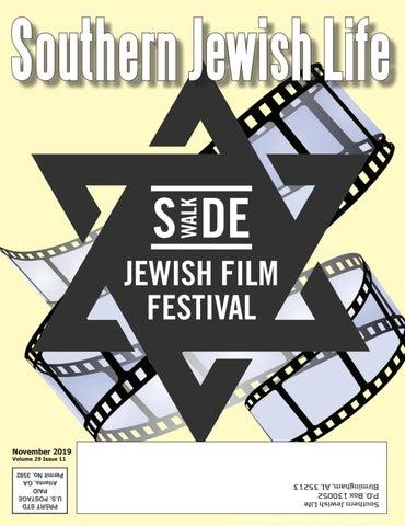 Southern Jewish Life, Deep South, November 2019
