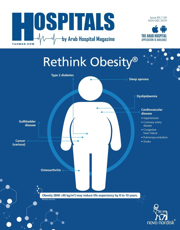 HOSPITALS Magazine Issue 49 By The Arab Hospital Magazine