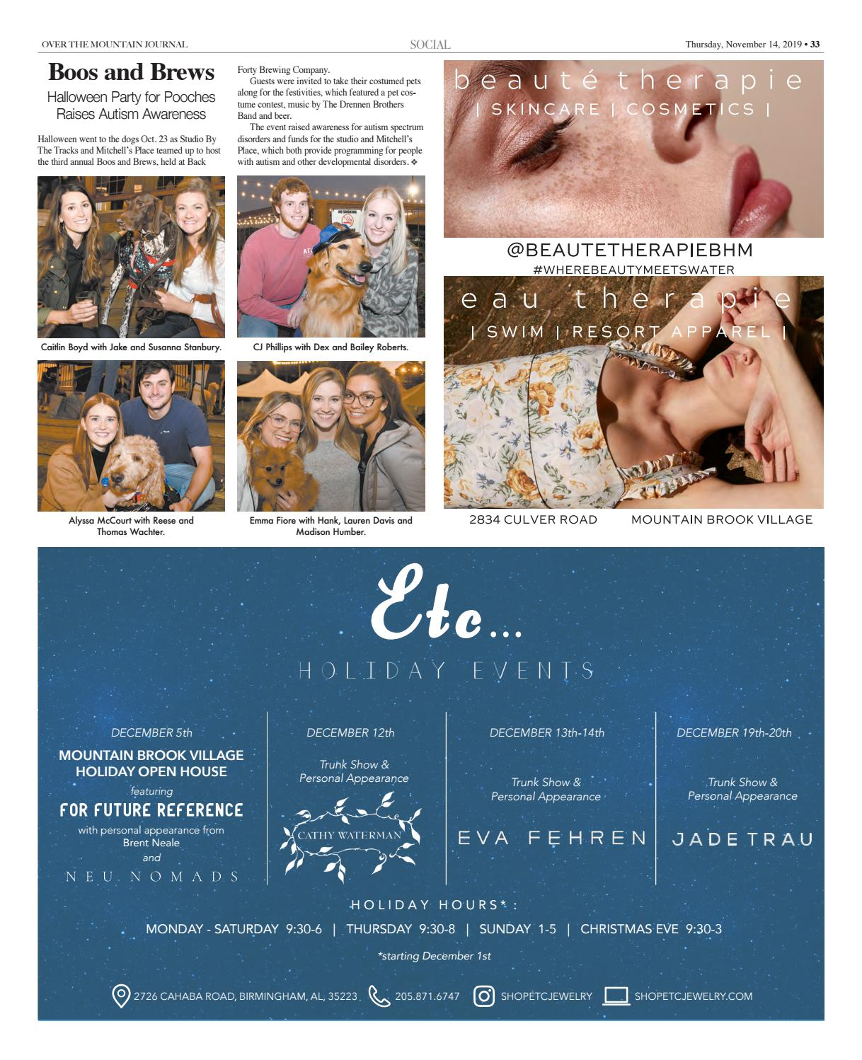 Fiore 6747.11 14 19 By Over The Mountain Journal Issuu
