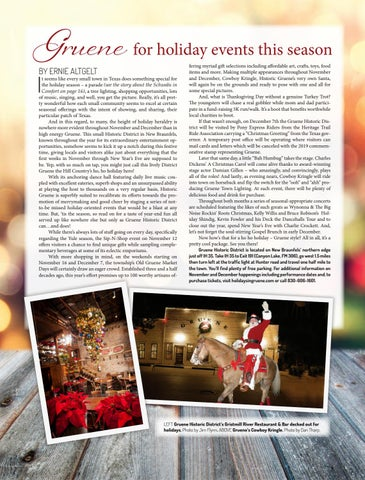 Page 10 of Holidays in Gruene