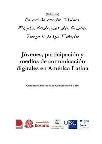Jóvenes Participación Y Medios De Comunicación Digitales En