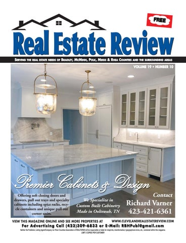 Real Estate Review Volume 19 Number 10 By Rbh Publishing Issuu