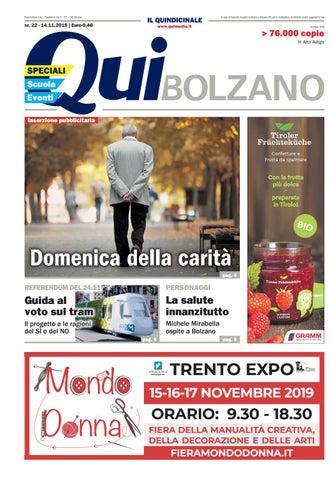 QuiBolzano nr22 2019 by suedtirolonline issuu