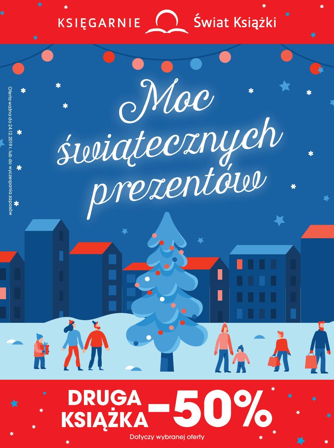 Katalog Ksiegarnie Swiat Ksiazki 12 2019 By Swiatksiazki Pl Issuu