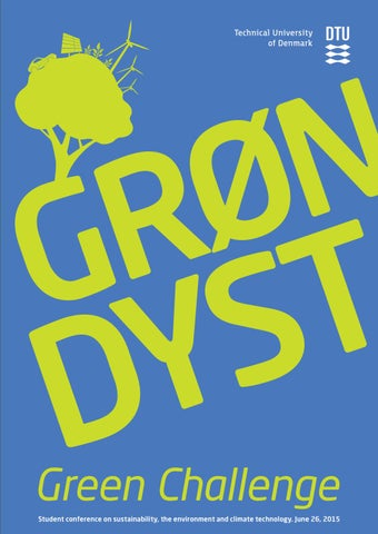 GRØN DYST 2015 Book of abstracts by DTUdk - issuu