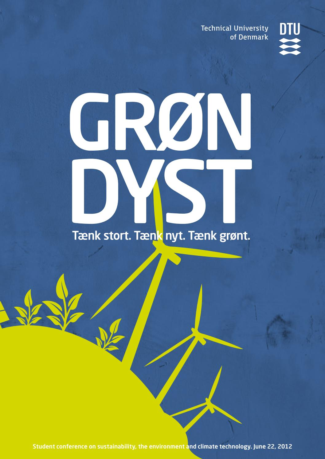 Gron Dyst 2012 Book Of Abstracts By Dtudk Issuu