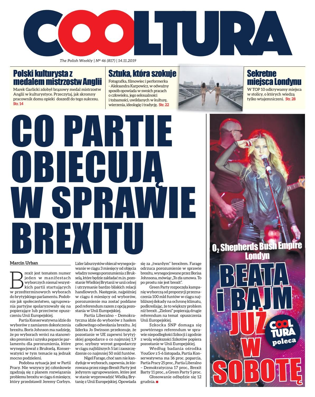 Cooltura Issue 817 by Cooltura issuu