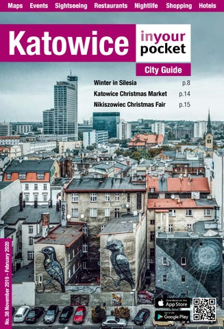 Warsaw In Your Pocket December 2019 January 2020 by