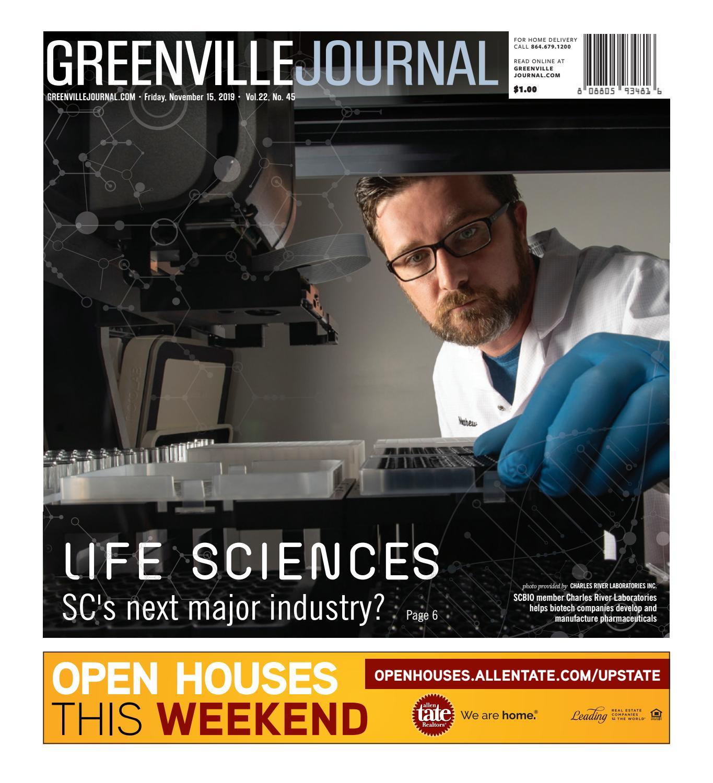 November 15 2019 Greenville Journal By Community Journals