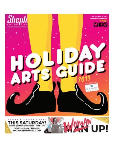 Shoe Carnival Commercial Christmas 2020 Actress Emily Print Edition: Nov. 14, 2019 by Shepherd Express   issuu