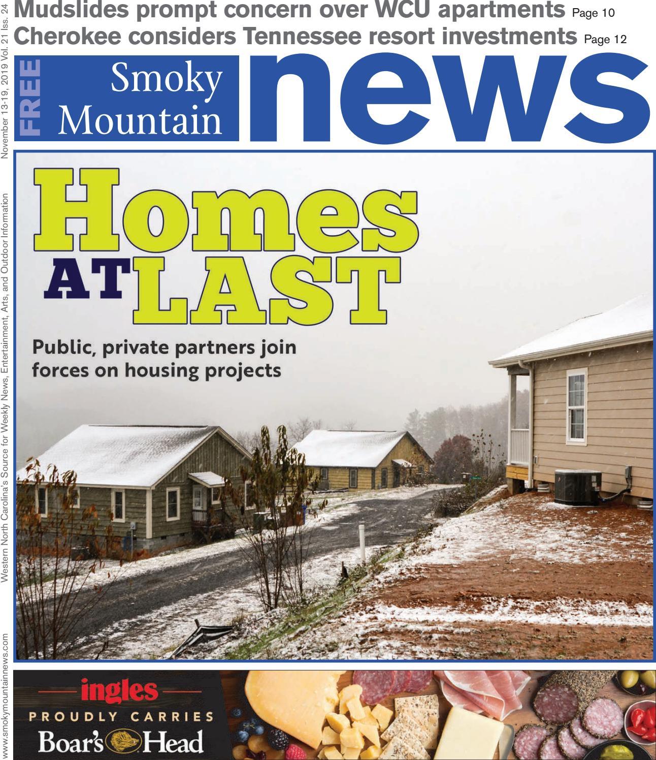 Smoky Mountain News   November 13, 2019 by Smoky Mountain News - issuu