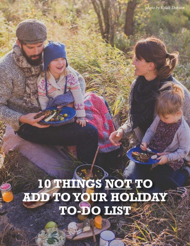 Page 20 of 10 Things NOT to Add to Your Holiday To-Do List