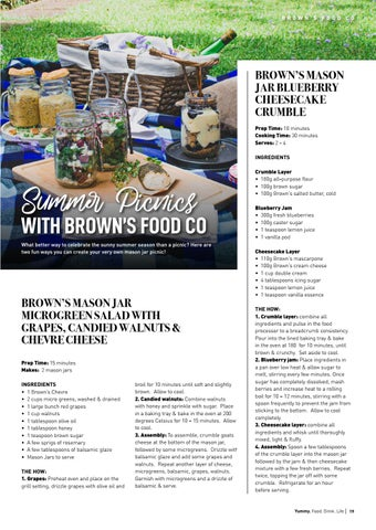 Page 19 of Summer Picnic with Brown's Food Co