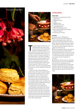 Page 27 of A Teatime Classic: The Victoria Sponge