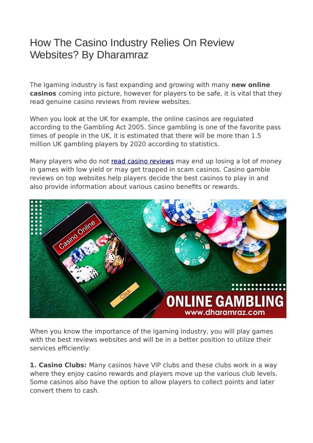Best Online Casino Review Website Dharamraz By Freya 23 Issuu