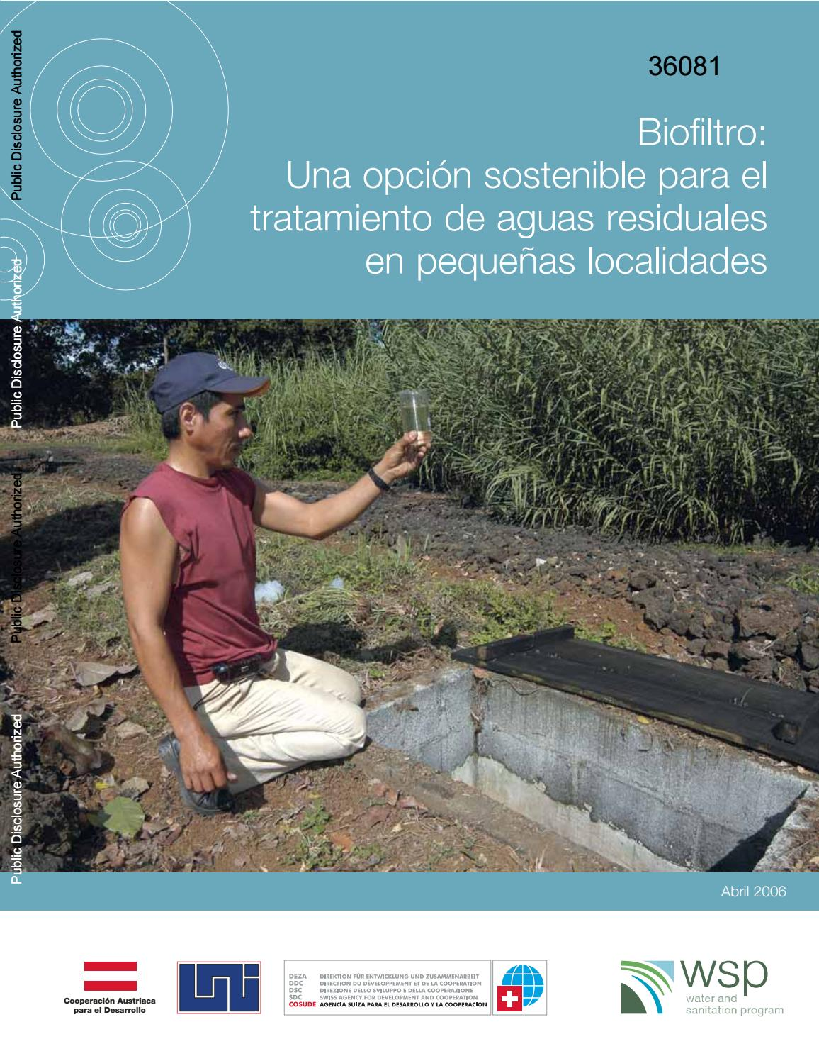 Cómo matar los parásitos que se encuentran en las aguas residuales crudas