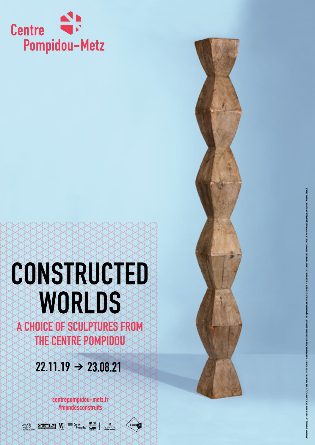 Une Heure Pour Soi Fameck Tarifs constructed worlds. a choice of sculptures from the centre