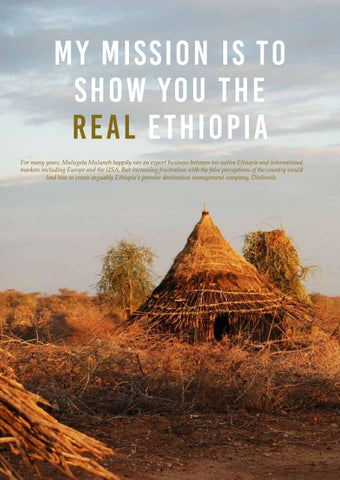 Page 6 of MY MISSION IS TO SHOW YOU THE REAL ETHIOPIA