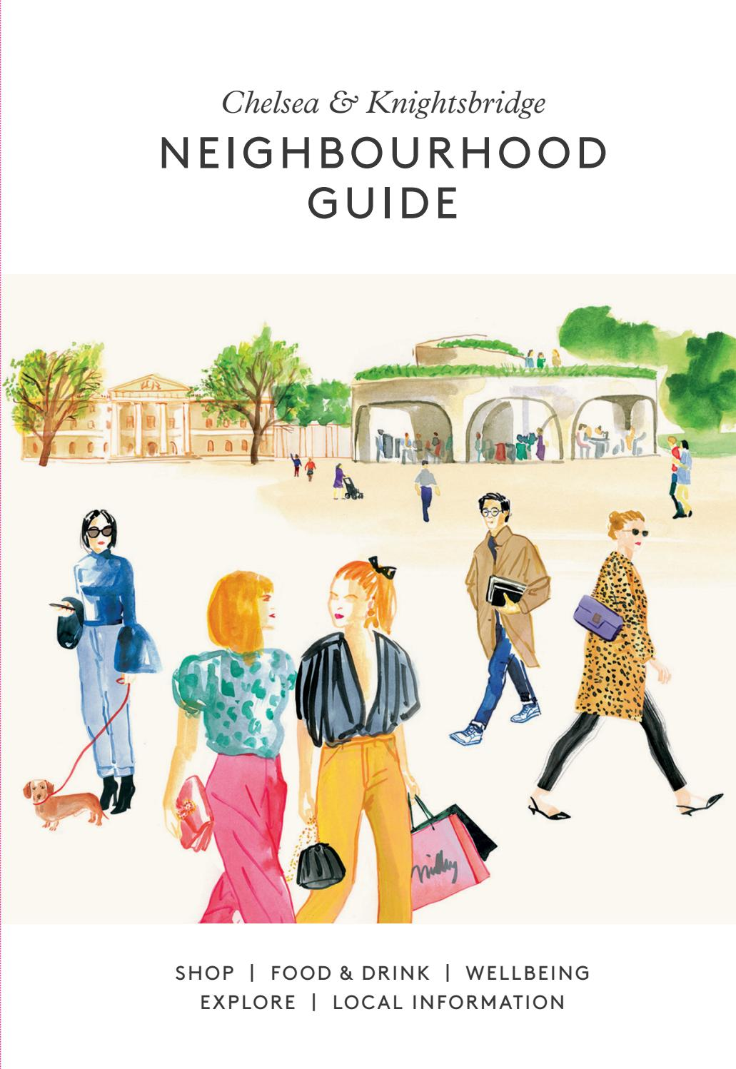 Chelsea & Knightsbridge Neighbourhood Guide by CadoganLondon