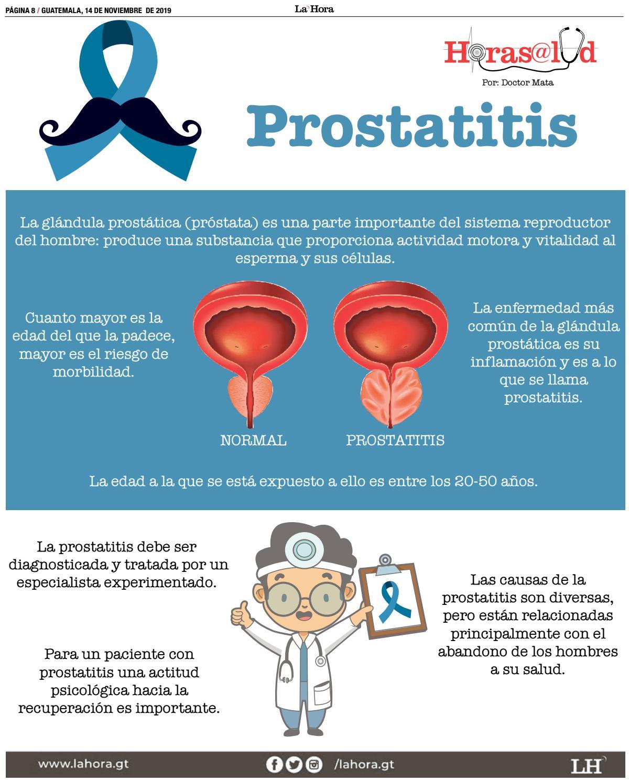 27 éves prostatitis