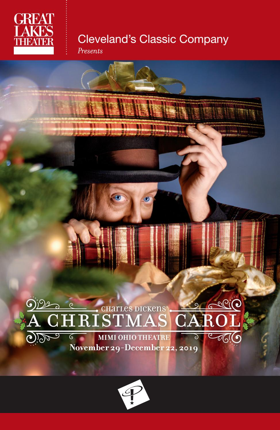 Gallo Center Tims Christmas Carol December 6, 2020 A CHRISTMAS CAROL   Winter 2019 by Great Lakes Theater   issuu