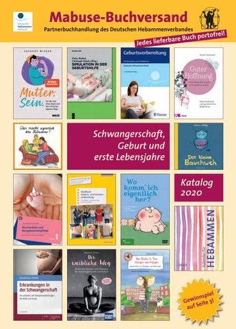 Katalog Schwangerschaft Geburt Und Erste Lebensjahre 2020 By Mabuse Verlag Issuu