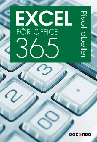 ansluta Excel