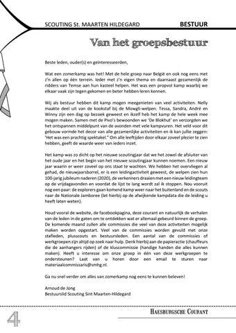 Page 4 of Algemeen