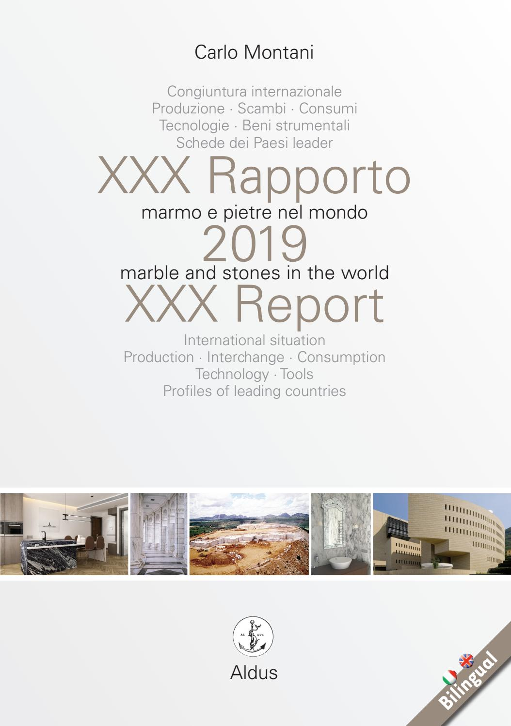 I Migliori Marmi Al Mondo 30° marble and stones in the world report by marmonews - issuu