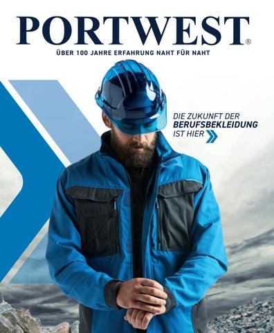 German Catalogue 2019 by Portwest Ltd issuu