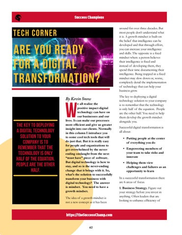 Page 42 of Are You Ready for a Digital Transformation?