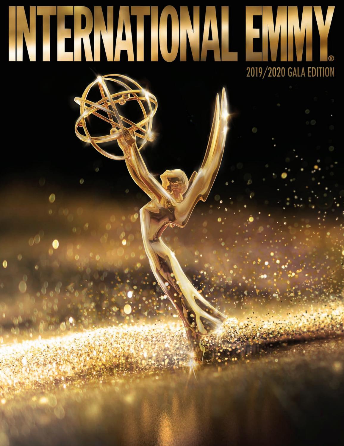 International Emmy 2019 2020 Gala Edition By World Screen Issuu