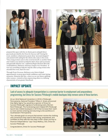 Page 15 of Baltimore Sisters Help Local Teens Build Confidence for Prom