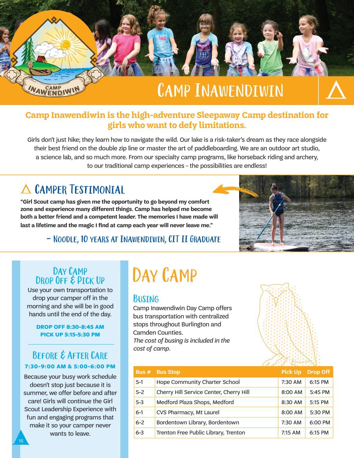 Cvs Mt Laurel >> 2020 Summer Camp Brochure By Gscsnj Socialmedia Issuu