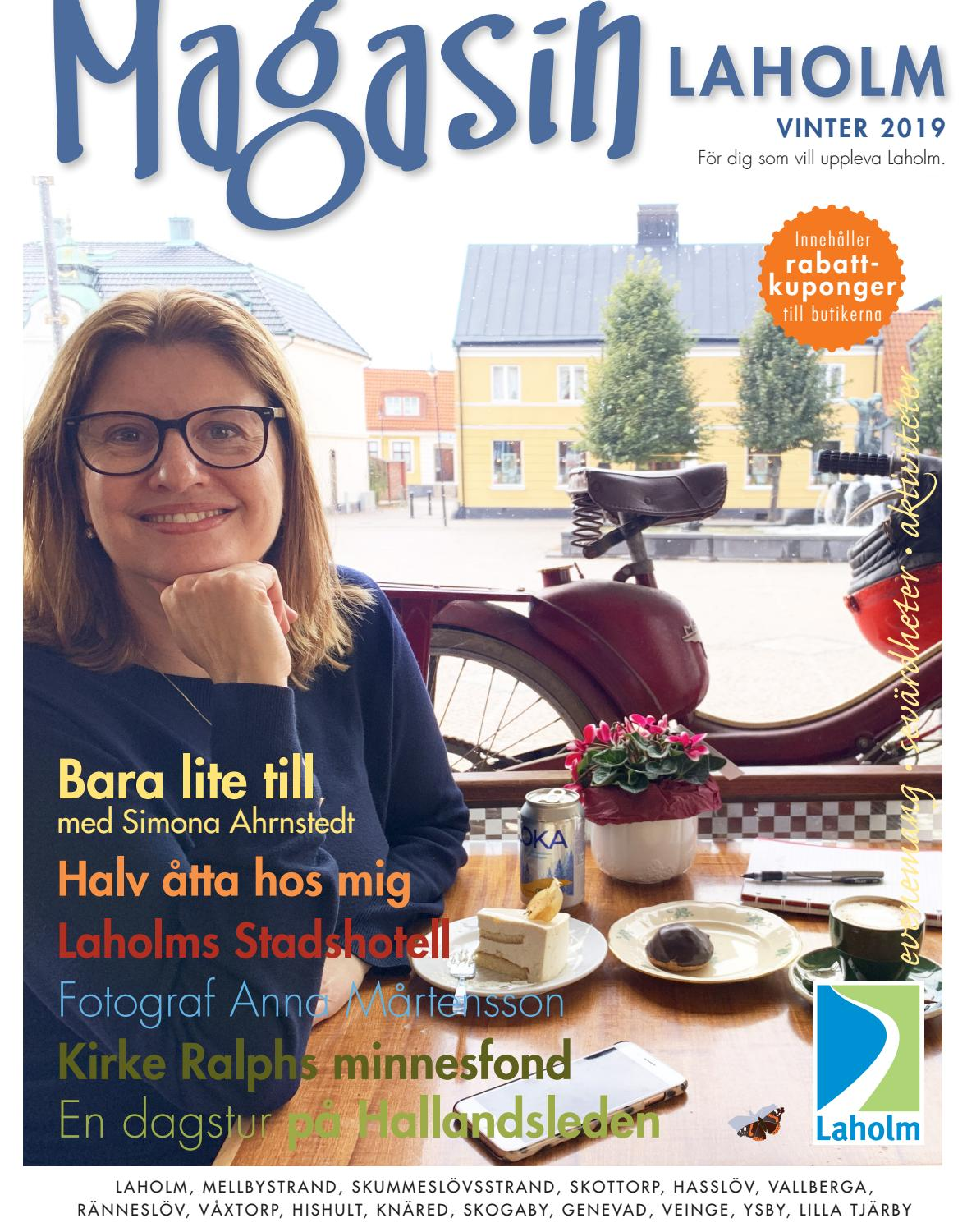 Magasin Laholm vr 2013 by MacMedia - issuu