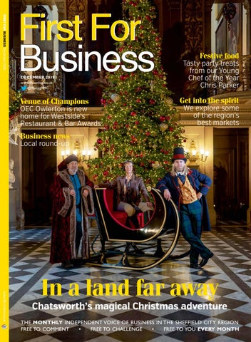 First For Business December 2019 By Rmc Media Issuu