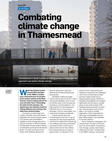 Page 31 of Combating climate change in Thamesmead