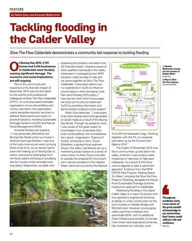 Page 40 of Tackling flooding in the Calder Valley