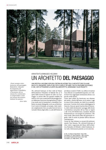 Page 10 of IoArch 84 Oct_Nov 2019