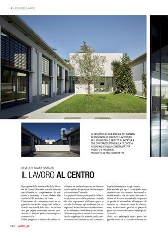 Page 86 of IL LAVORO AL CENTRO