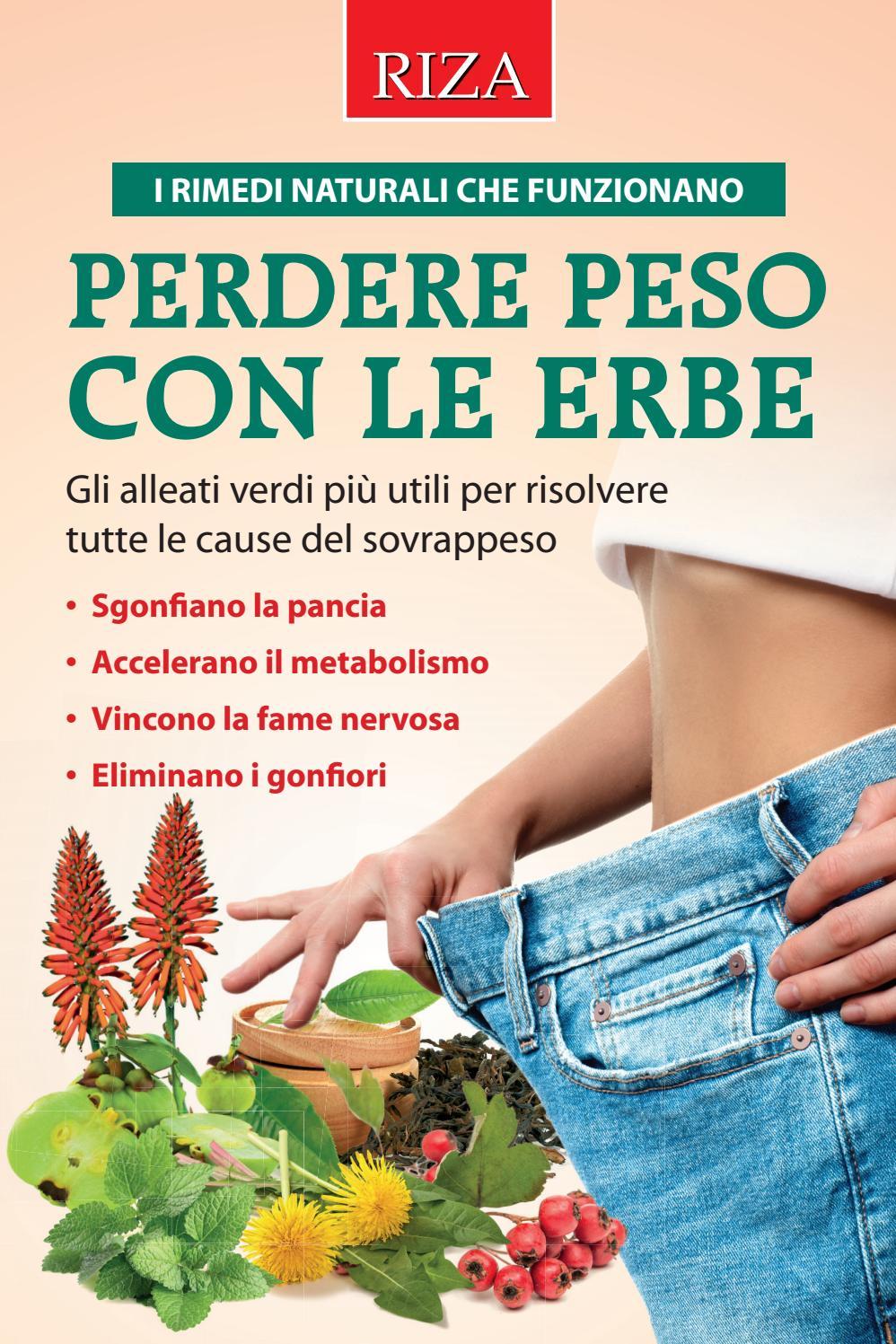 erbe naturali che accelerano il metabolismo come fare per aumentare il metabolismo basale