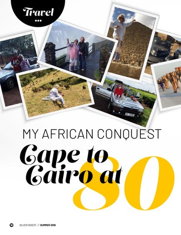 Page 18 of MY AFRICAN CONQUEST: Cape to Cairo at 80