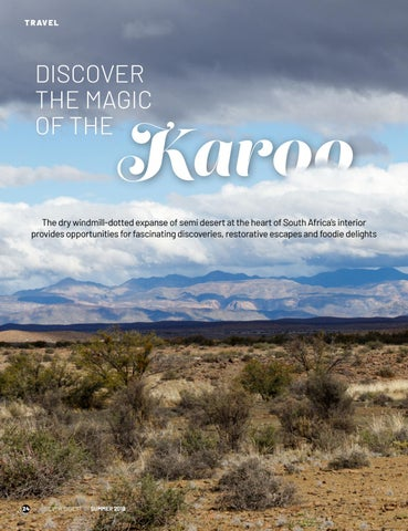 Page 24 of Discover the magic of the Karoo