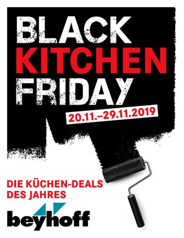 Black Friday Wochen By Möbel Beyhoff Gmbh Co Kg Issuu