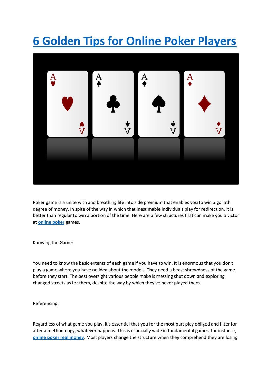 покер голден онлайн