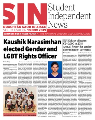 Sin Volume 21 Issue 6 By Student Independent News Issuu