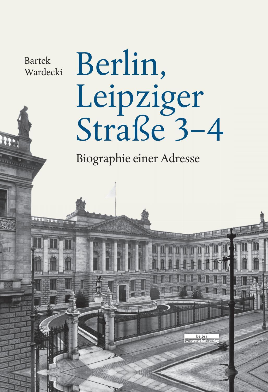 Berlin Leipziger Strasse 3 4 Leseprobe By Be Bra Verlag Issuu