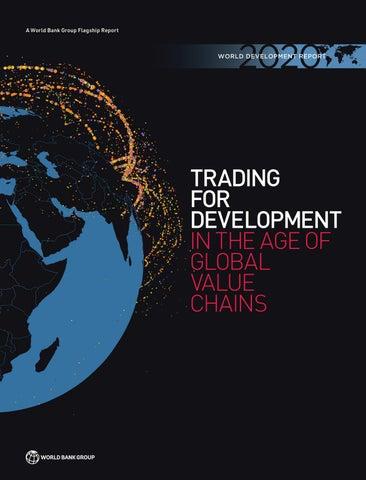 World Development Report 2020 by World Bank Group