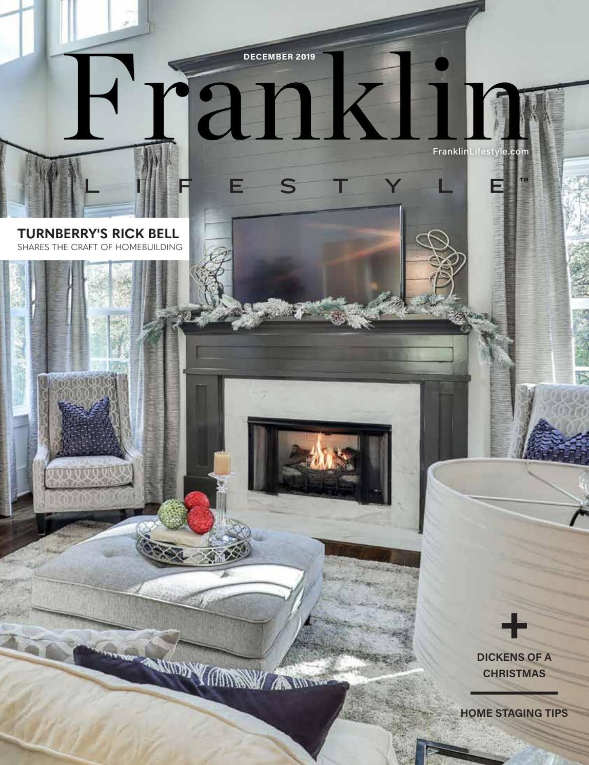 Franklin Tn December 2019 By Lifestyle